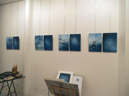 Exposition Galerie Monod-Claire Poiroux